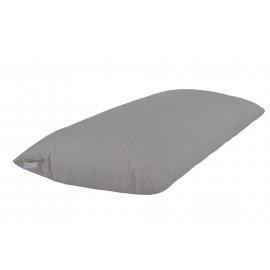 Natural latex pillow 40x80x14 cm
