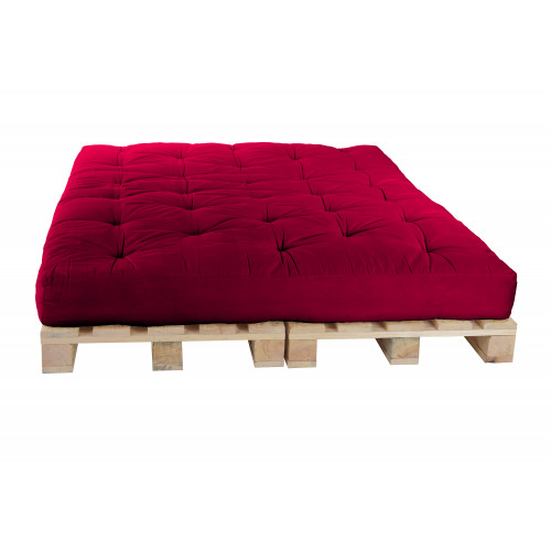 Pallet bed 160 x 240 cm Together with pallets