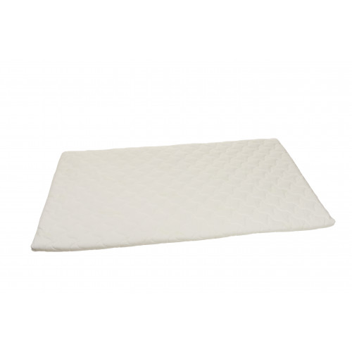 Visco-elastic Mattress Pad/Cover V-Klasse Aloevera incl. BAG