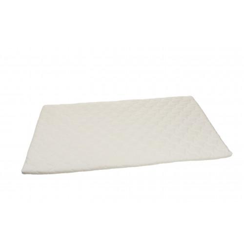 Visco-elastic Mattress Pad/Cover V-Klasse Aloevera incl. BAG