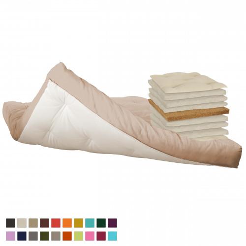 Coconut, & cotton futon Vegan Vita-line Model 2