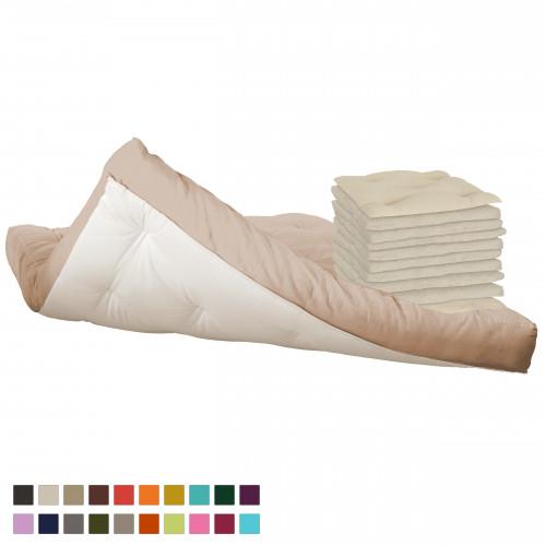 8 cotton layers futon Vegan Vita-line&nbspModel&nbsp5