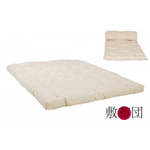 Original Japan Futon 120x200 natural 100% cotton