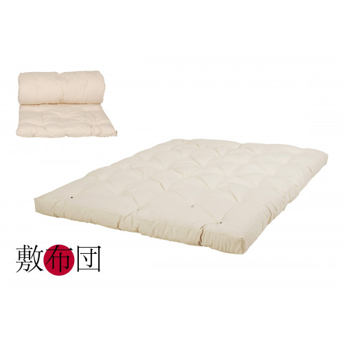 Original Japan Futon 140x200 natural 100% cotton