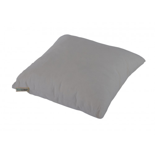Natural latex pillow 40 x 40 x 14 cm