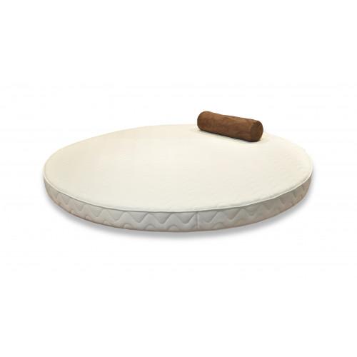 Round mattress
