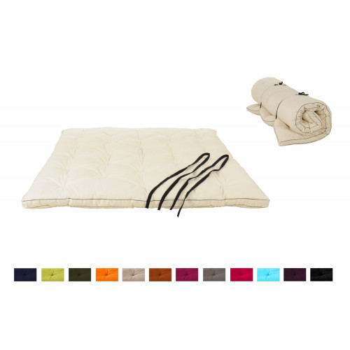 Shiatsu Futon Vegan XXL 100 % cotton