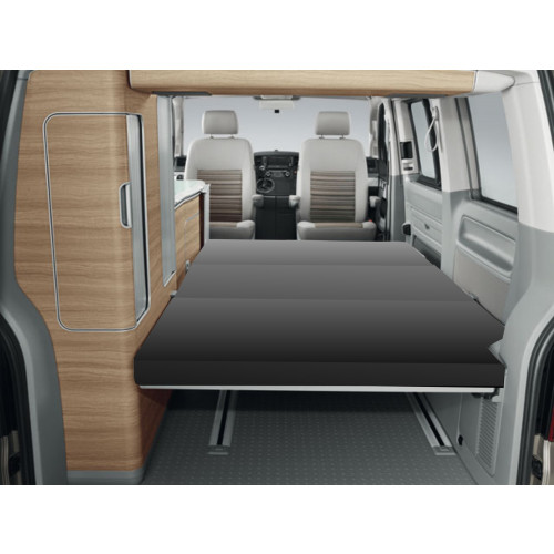 Cold foam mattress VW T5/T6 California, Mercedes Viano / Marco Polo incl. bag