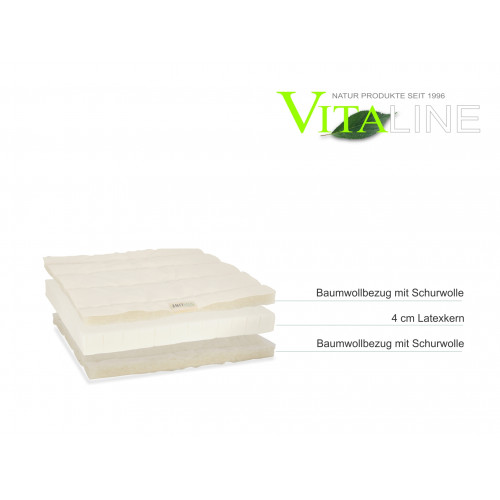 Mattress cover Topper 4cm