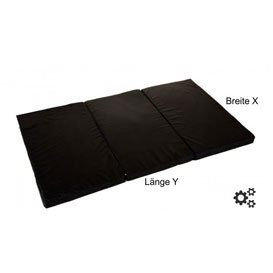 Indivdual size car mattress