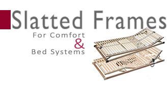 Satted frames